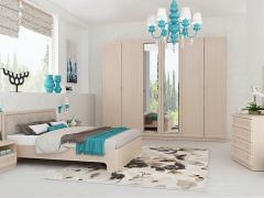 купить спальни от 1198 сом в гбишкек интернет магазин мебели
