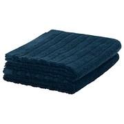 Полотенце (ВОГШЁН) темно-синий (30x50 см) 2шт IKEA