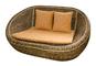 Комплект мебели из ротанга Ег 2+1+1 и столик кофейный - 7