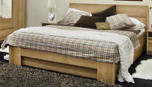 Кровать Шервуд Мод. Ш3 ЗР (спальное место 1600х200
