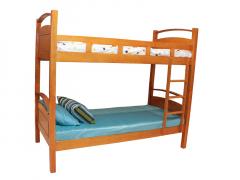 Кровать 2-х яр. ELLA 1 б/м