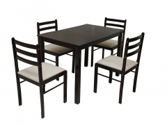 Столовый комплект Пилар Ал 1+4