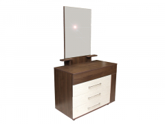 Столик туалетный  Gloss 1.3 T