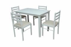 Столовый комплект ПИЛАР-1  АЛ 1+4
