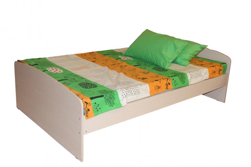 """Кровать1,2 """"Ким"""" 1м"""