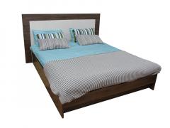 Кровать EVA 160200 К.ЕТ М  б/м+спинка кровати EVA 195110W