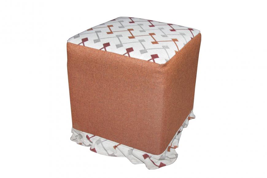 Пуфик квадратный