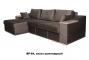 Турин угловой диван еврокнижка (левый) - 40