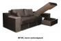 Турин угловой диван еврокнижка (правый) - 53
