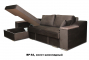Турин угловой диван еврокнижка (левый) - 41