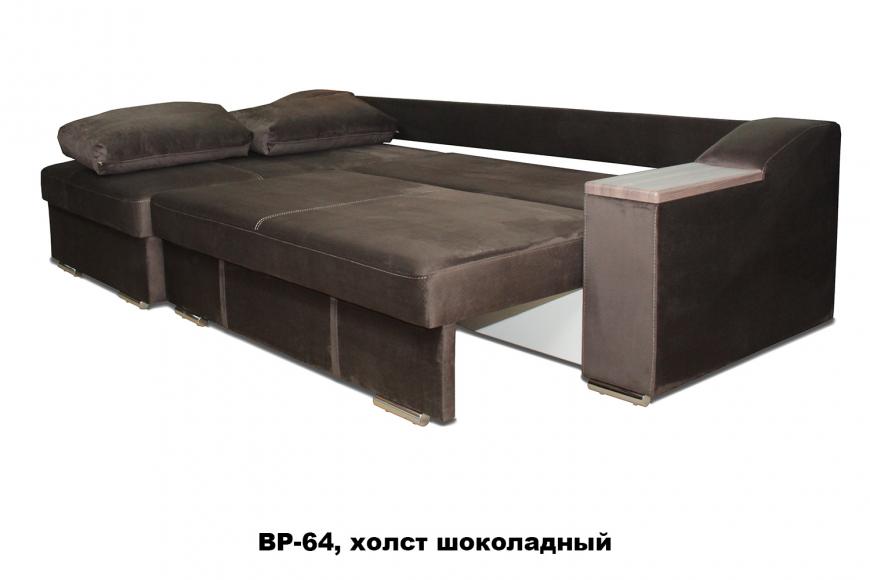 Турин угловой диван еврокнижка (левый) - 4