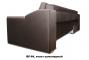 Турин угловой диван еврокнижка (левый) - 49
