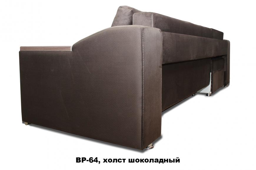 Турин угловой диван еврокнижка (левый) - 11