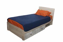 Кровать 900 латы 05 УЛЬТРА