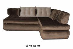 Палермо угловой диван (правый)
