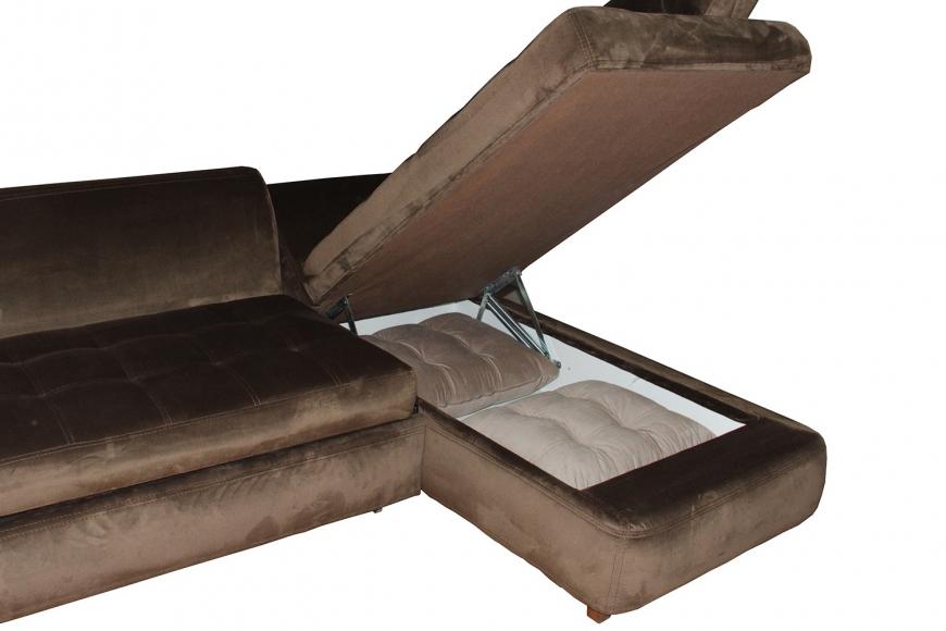 Палермо угловой диван (правый) - 5