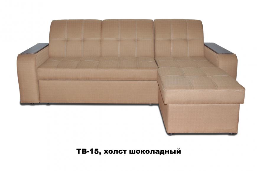 Манхеттен Лайт Диван Угловой - 13