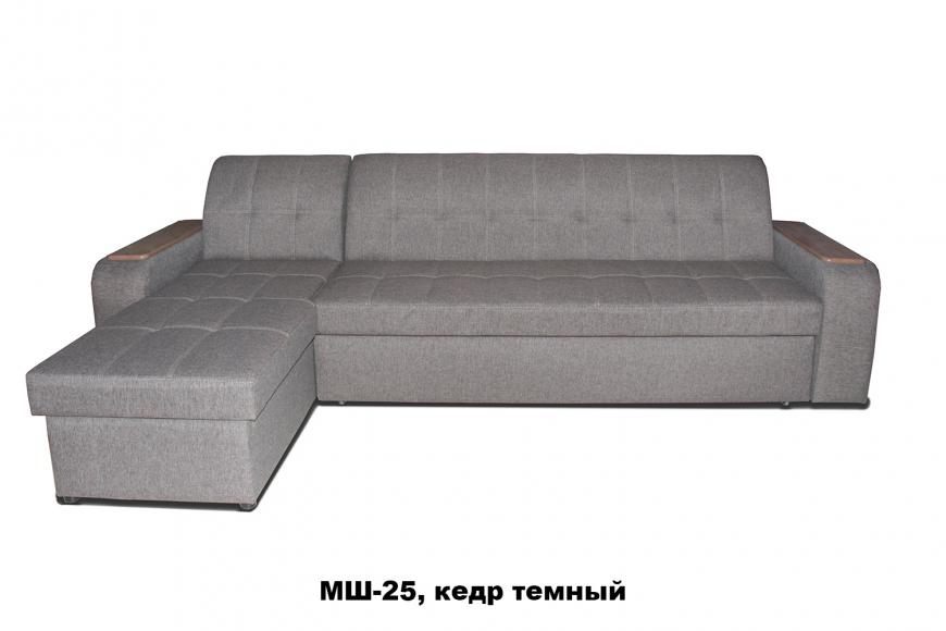 Манхеттен Лайт Макс Диван Угловой - 7