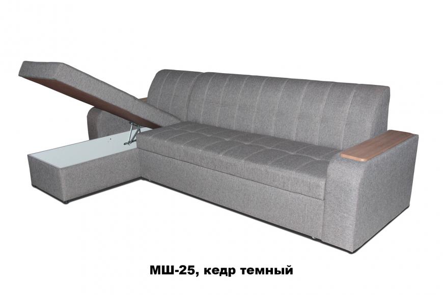 Манхеттен Лайт Макс Диван Угловой - 10