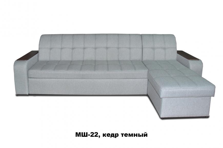Манхеттен Лайт Макс Диван Угловой - 23