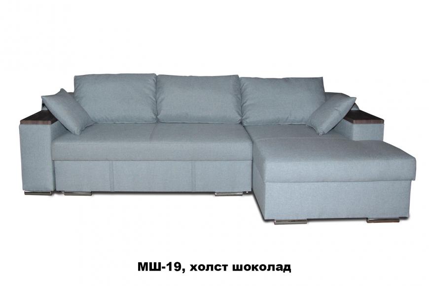 Турин угловой диван еврокнижка (правый) - 11