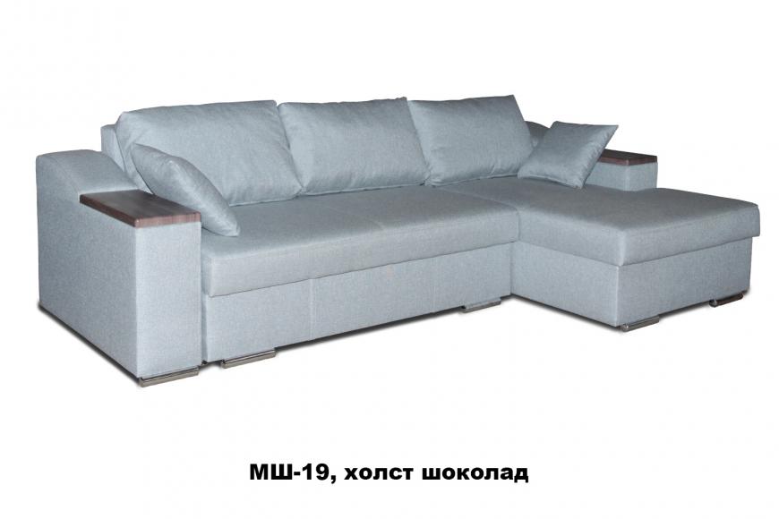 Турин угловой диван еврокнижка (правый) - 12