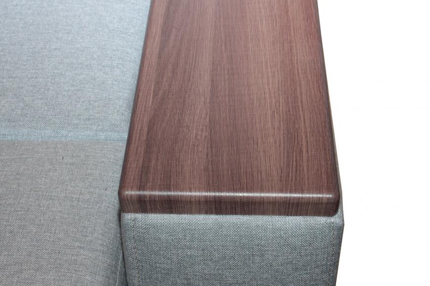 Турин угловой диван еврокнижка (левый) - 35