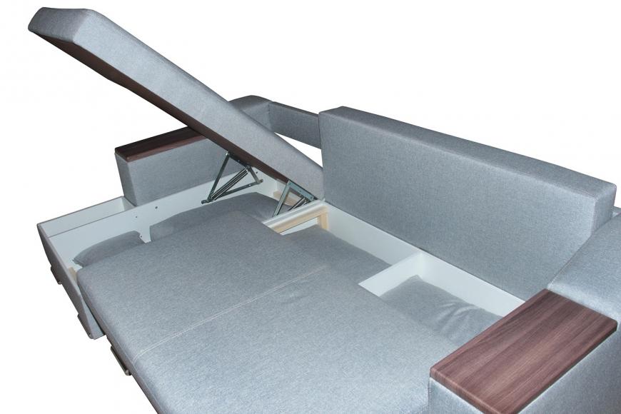 Турин угловой диван еврокнижка (левый) - 36