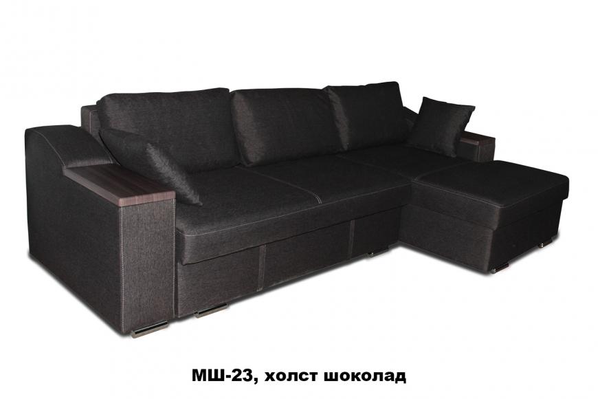 Турин угловой диван еврокнижка (правый) - 20