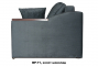 Турин угловой диван еврокнижка (левый) - 68