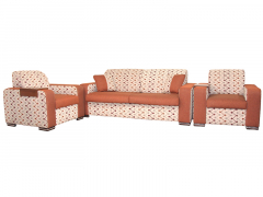 Комплект мягкой мебели Карвен 3+1+1