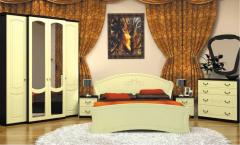 Спальный гарнитур Катрин 4D МДФ