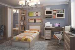 Система детской мебели OSTIN