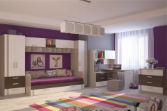 Система детской мебели Walker