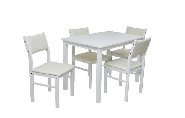 Столовый комплект МАТЕО/1 АЛ 1+4 - 2