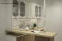 Классическая прямая кухня - 23