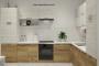 Кухня модерн угловая - 19