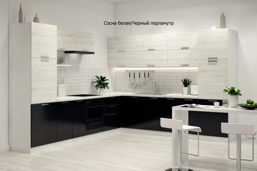 Кухня модерн угловая - 11