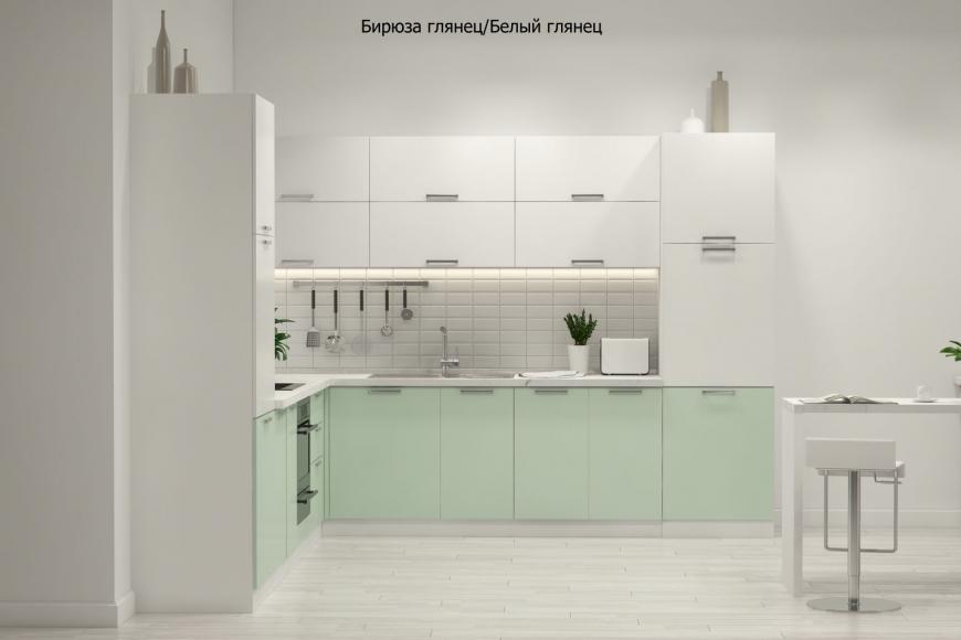 Кухня модерн угловая - 2