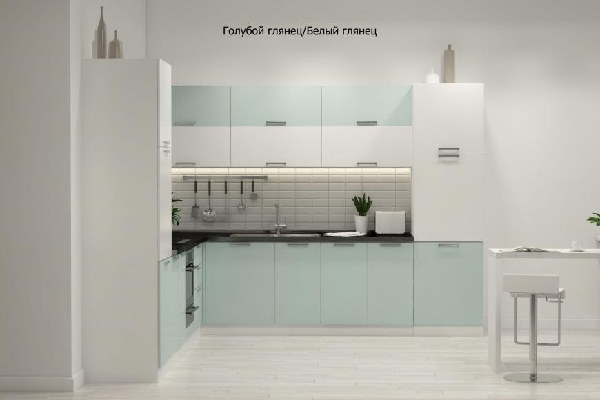 Кухня модерн угловая - 4