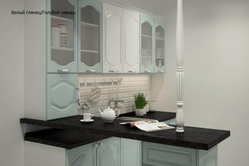 Классическая прямая кухня - 2