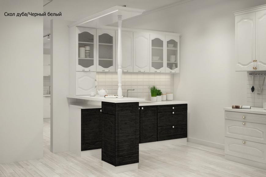 Классическая прямая кухня - 10