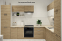 Кухня модерн угловая - 14