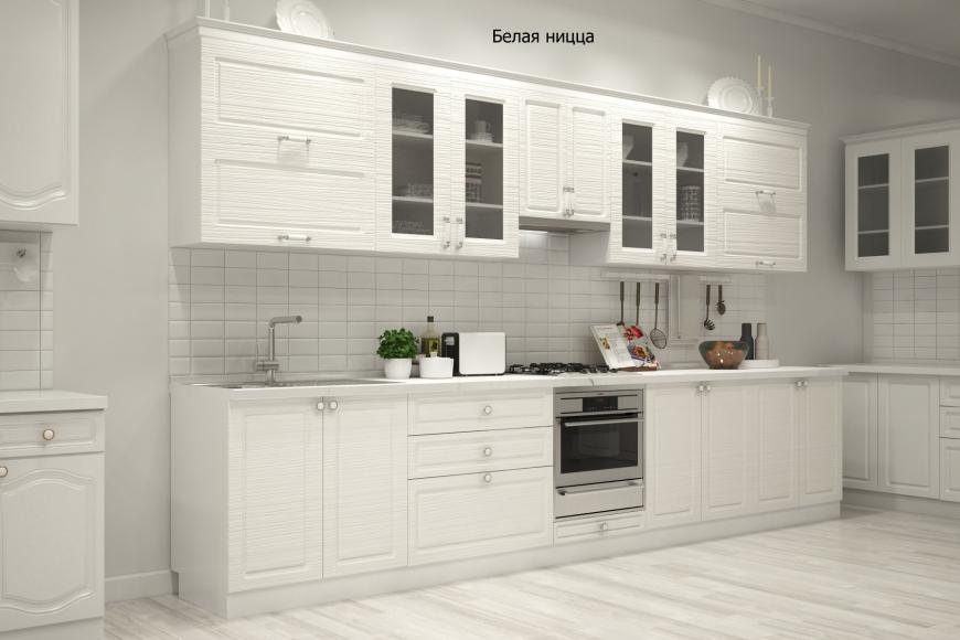 Кухня неоклассика прямая - 2