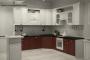Классическая угловая кухня - 30