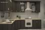 Классическая угловая кухня - 31