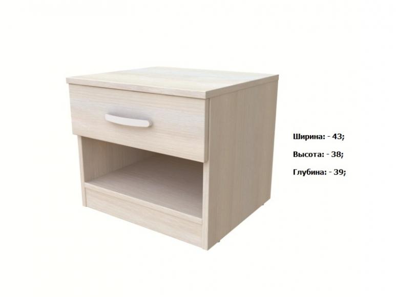 Кровать CORSICA 160200.1 (16) б/м  - 2