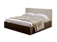 Кровать  БАУНТИ 160 б/м с ортопедическим осн.и подъемным мех.