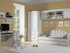 Система детской мебели Салерно