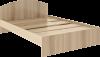 Кровать 1.4 Веста Рин. - 5
